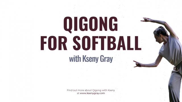 SENATORS SOFTBALL MEETS QIGONG