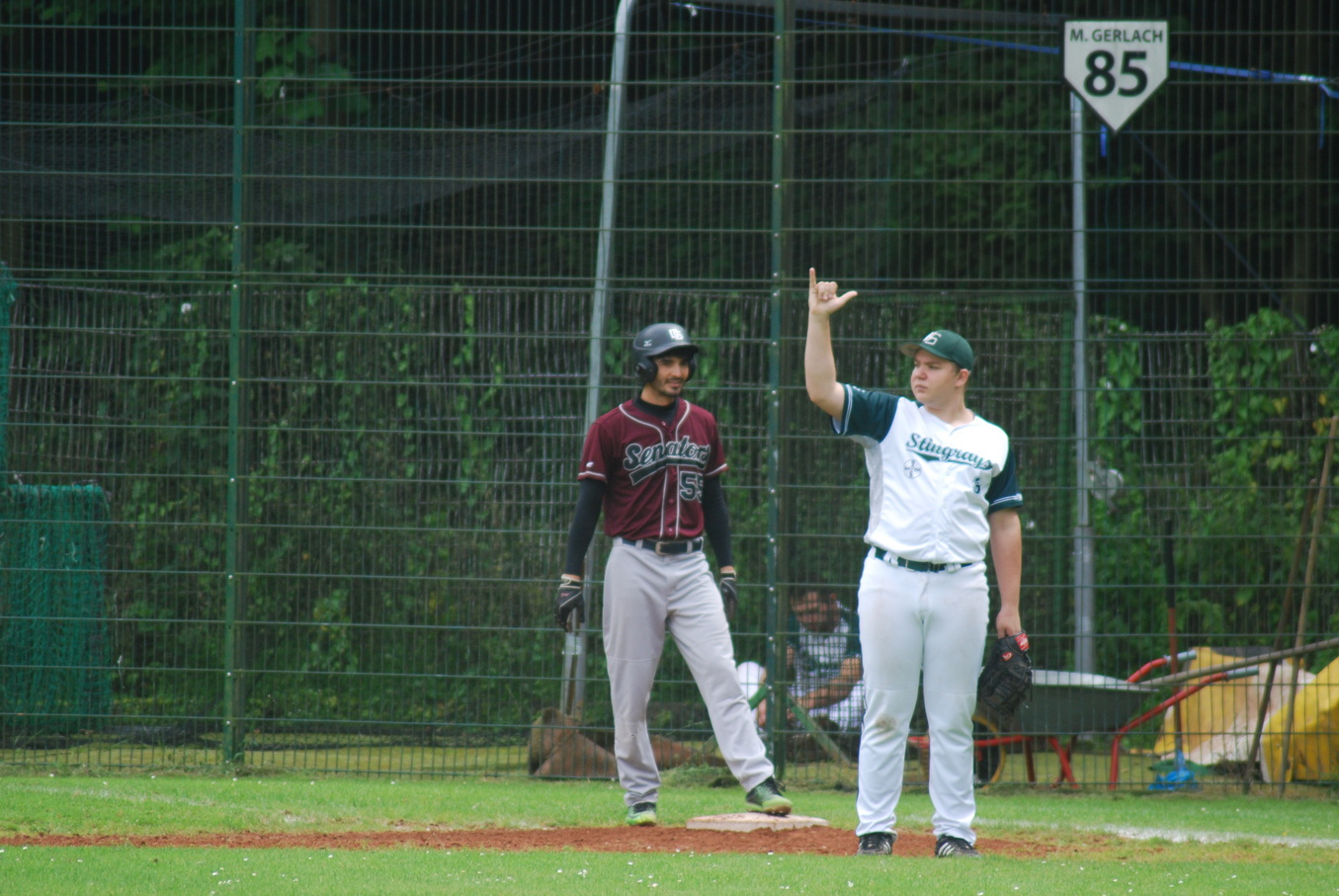 Wuppertal Stingrays vs Duesseldorf Senators 08.08.2021
